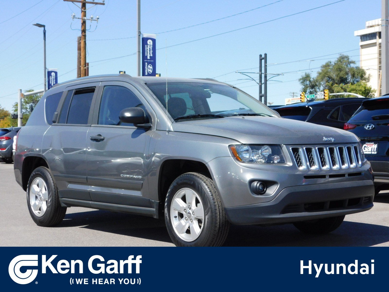 Pre Owned 2014 Jeep Compass Sport