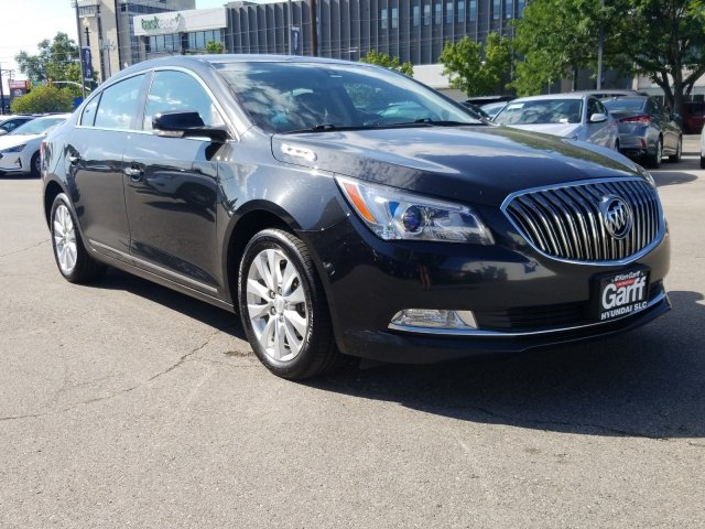 Pre-Owned 2014 Buick LaCrosse Leather