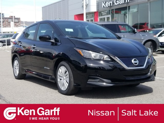 New 2019 Nissan LEAF S