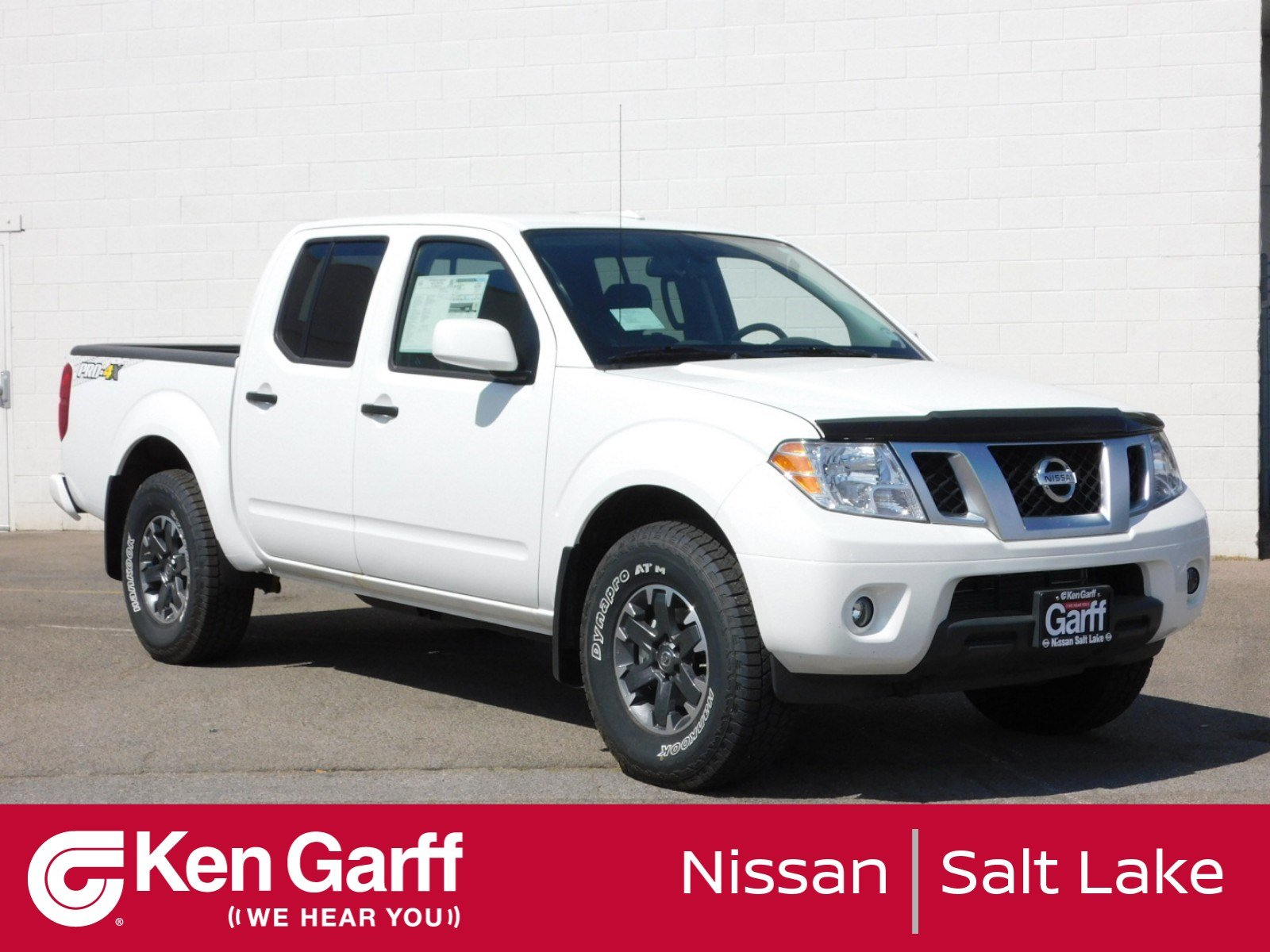 New 2018 Nissan Frontier PRO-4X Crew Cab Pickup in Salt Lake City ...