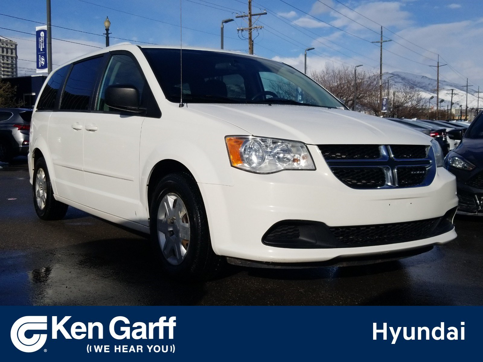 Pre Owned 2017 Dodge Grand Caravan Express