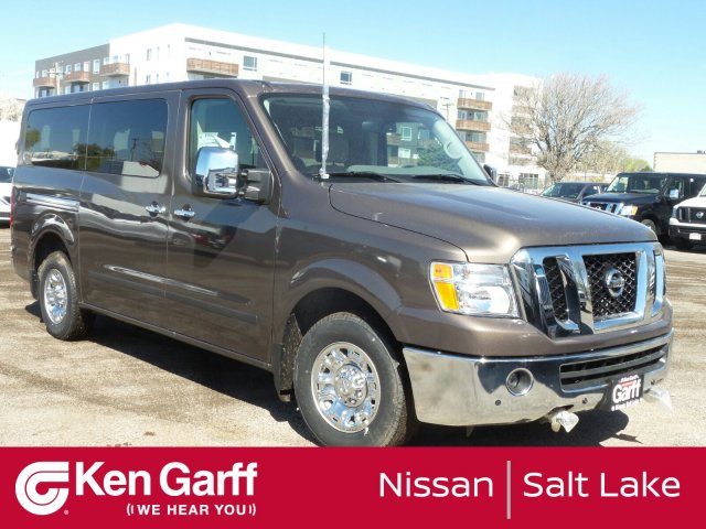 New 2019 Nissan NV Passenger NV3500 HD SL