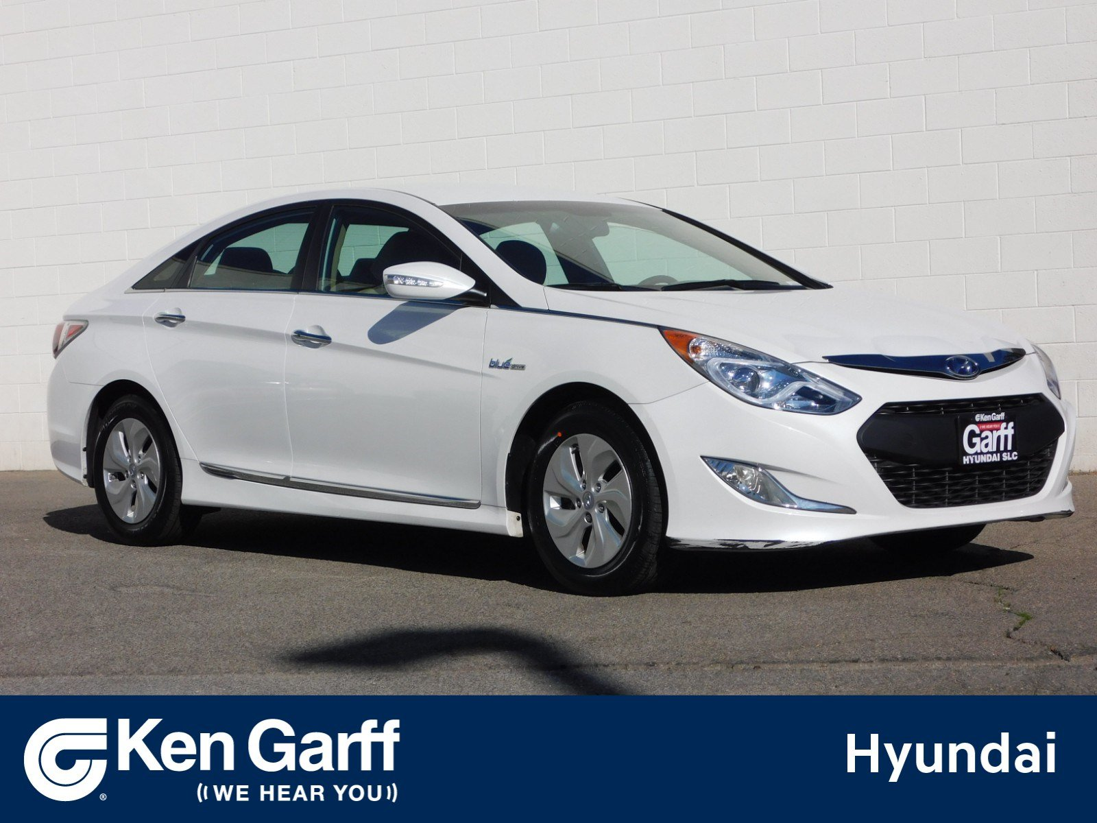 Certified Pre Owned 2015 Hyundai Sonata Hybrid 4DR SDN 4dr Car in