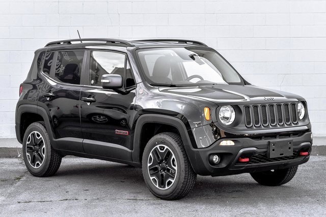 pre owned 2017 jeep renegade trailhawk 4d sport utility in salt lake city 1nu9127 ken garff. Black Bedroom Furniture Sets. Home Design Ideas