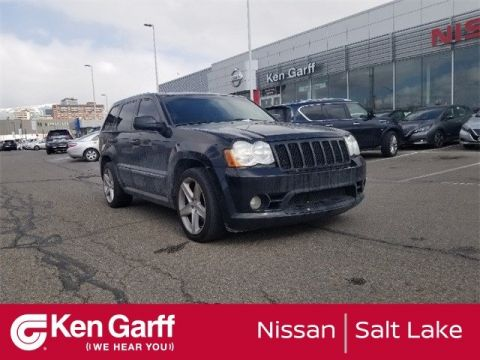 Pre-Owned 2008 Jeep Grand Cherokee SRT-8