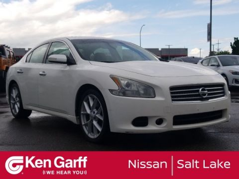 Pre-Owned 2009 Nissan Maxima 3.5 SV w/Sport Pkg