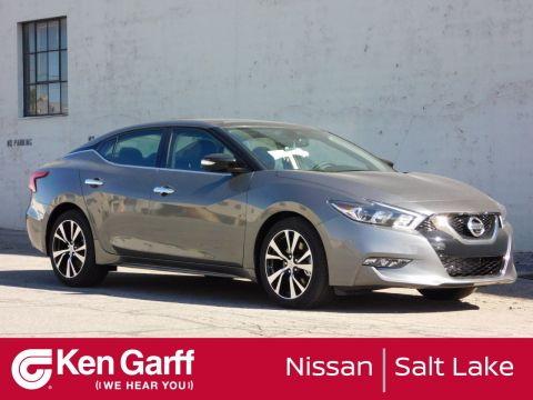 new nissan maxima in salt lake city ken garff nissan salt lake city. Black Bedroom Furniture Sets. Home Design Ideas
