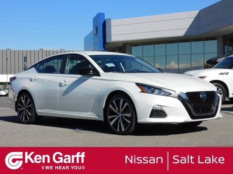 new 2019 nissan altima 2 5 sl 4dr car in salt lake city. Black Bedroom Furniture Sets. Home Design Ideas