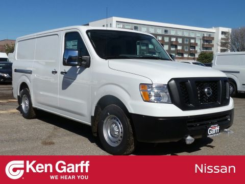 New 2019 Nissan NV Cargo S