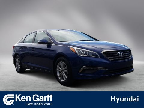 Certified Pre-Owned 2015 Hyundai Sonata 1.6T Eco