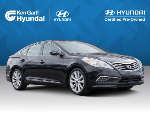 Certified Pre-Owned 2017 Hyundai Azera Limited
